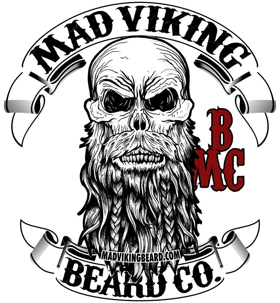 Mad Viking Beard Co. Logo